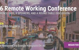 Conferenza italiana Lavoro da remoto 2016