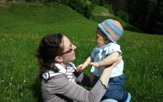 Mamma ed assistente virtuale