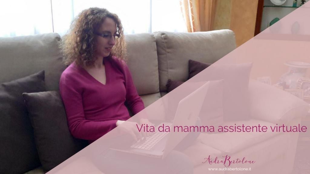 Vita da mamma assistente virtuale
